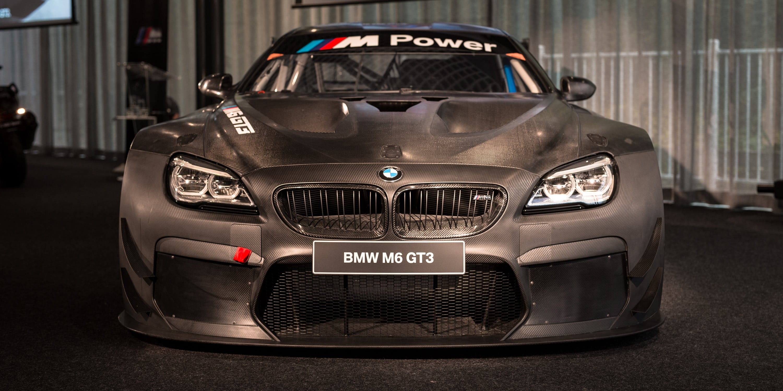 2020 Bmw M6 Gt3 Powertrain Suv Models