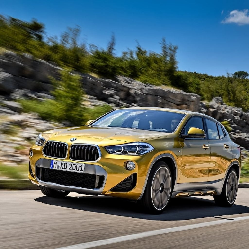 Bmw 2020: 2020 BMW X2 Exterior