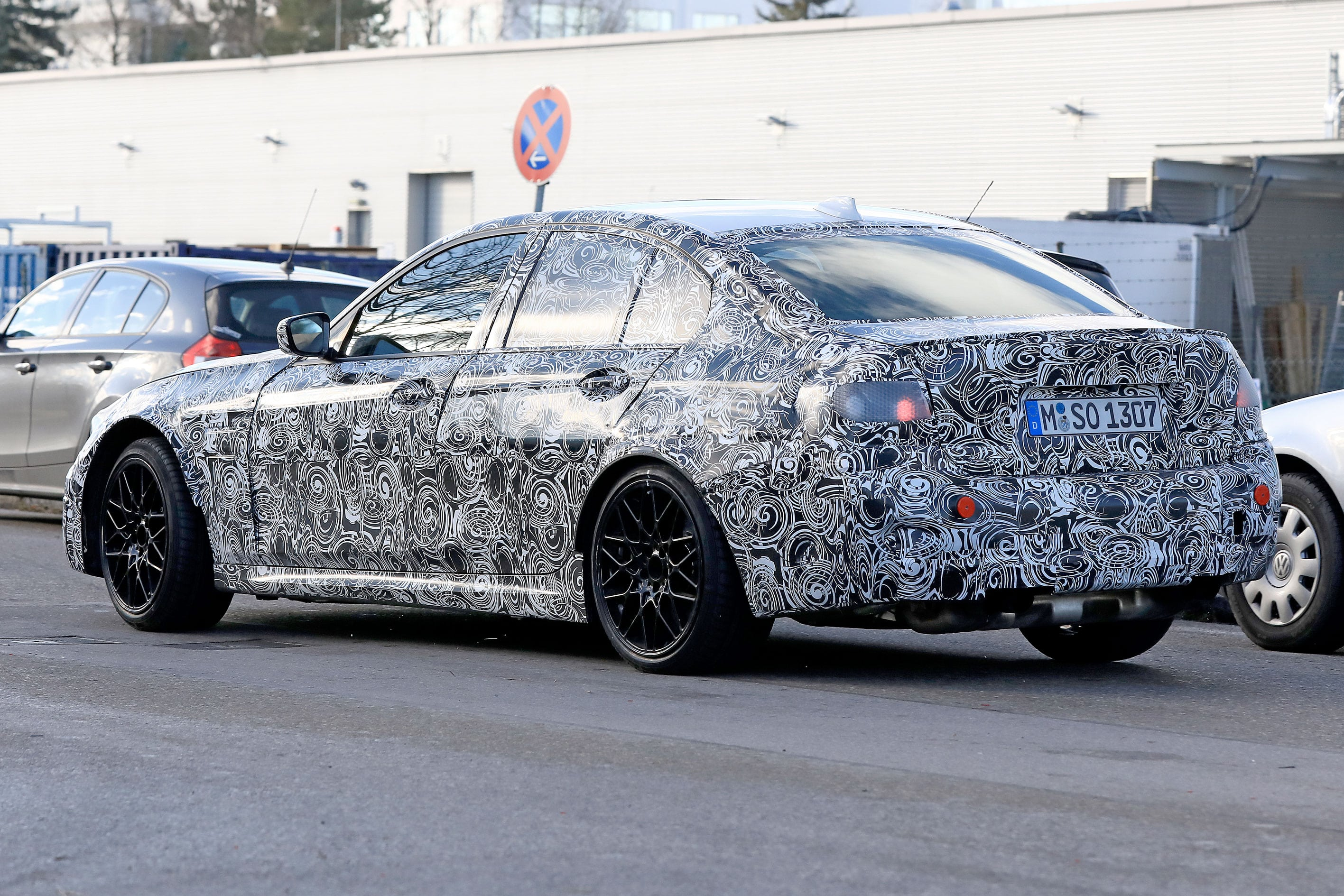 new generation 2020 bmw m3 spotted testing evo redesign