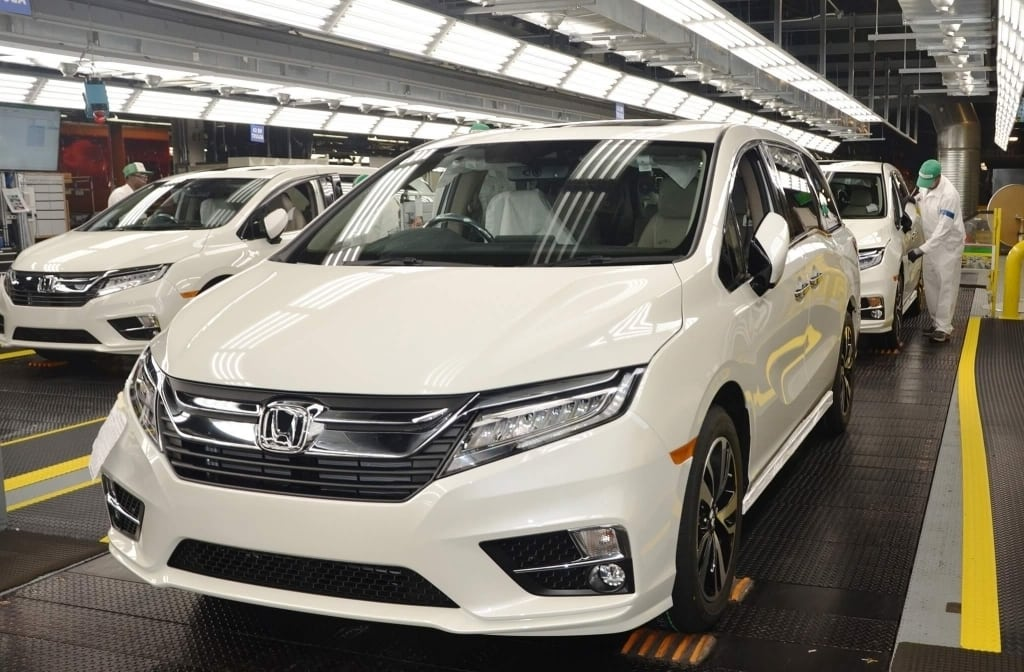 2020 honda odyssey pictures | suv models
