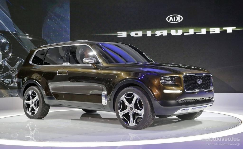 2020 Kia Sorento Specs | SUV Models