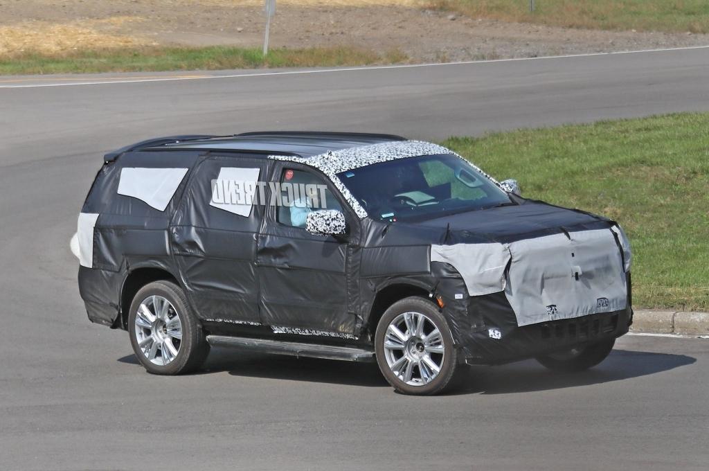 2020 Chevy Tahoe Interior   SUV Models