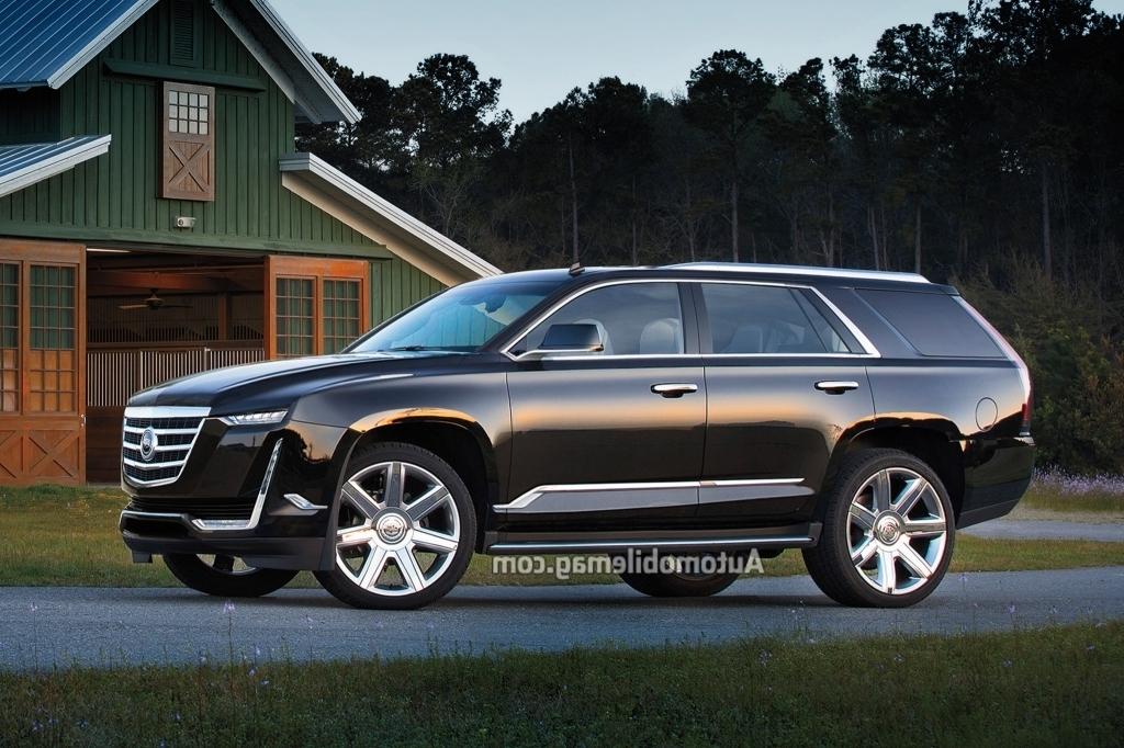 2020 Cadillac Escalade Price | SUV Models