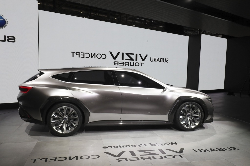 2020 subaru outback concept  turbo  redesign  and rumors