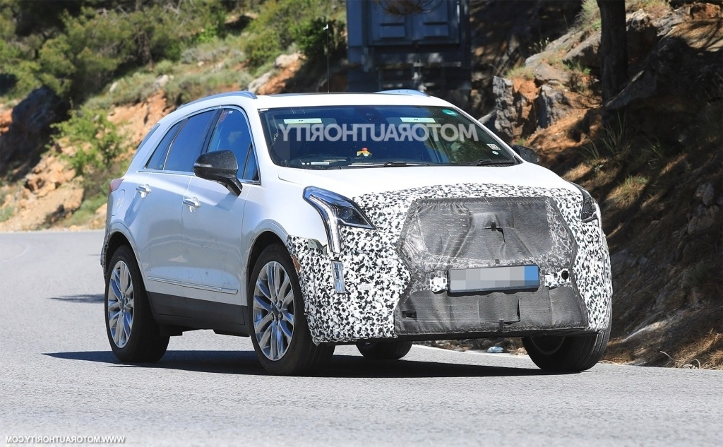 2020 cadillac xt5 colors  dimensions  release date  and changes