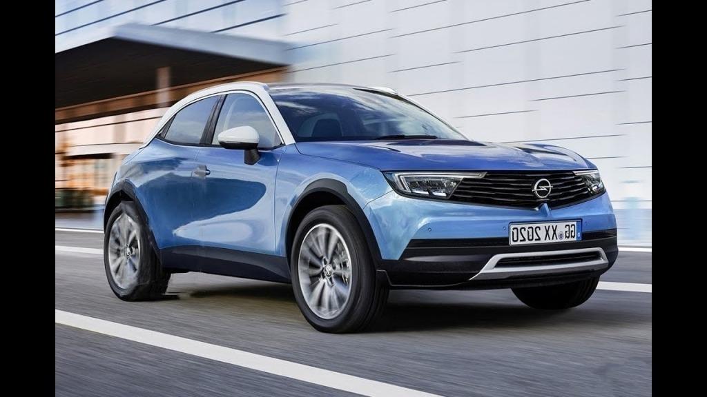 2021 Opel Mokka X Concept | SUV Models