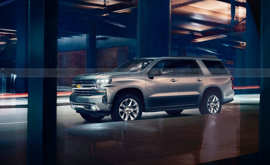 2021 Chevy Tahoe Concept | SUV Models