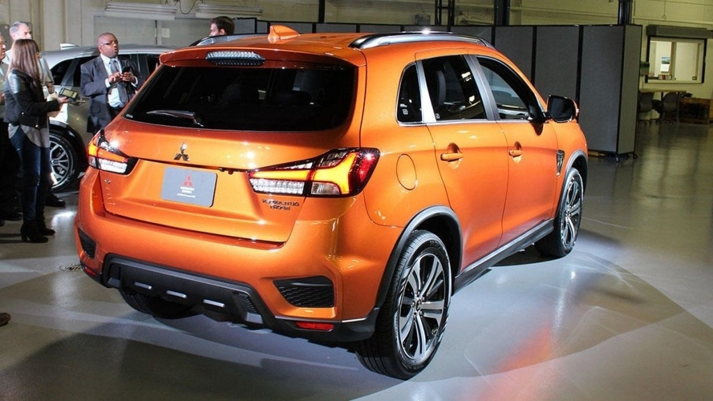 2020 Mitsubishi Outlander Price | SUV Models