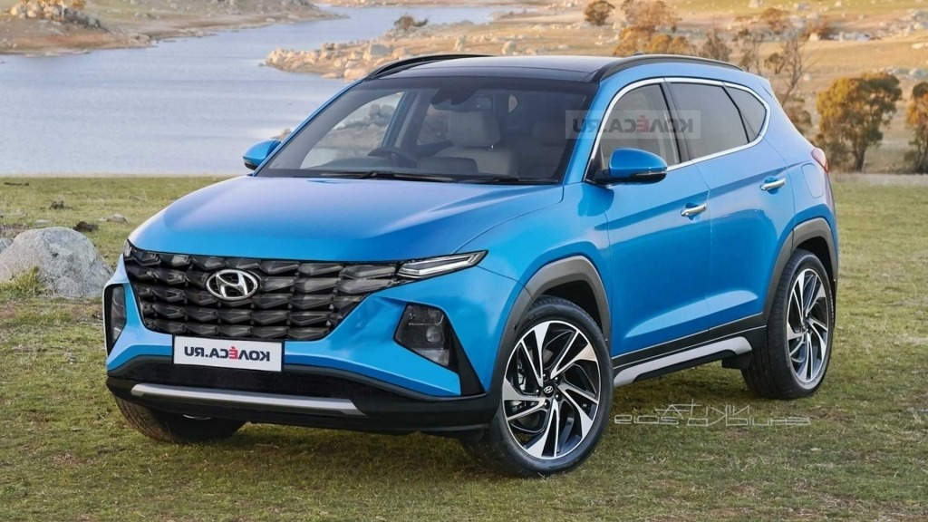 2021 Hyundai Tucson Release Date, Colors, Specs, and Price ...