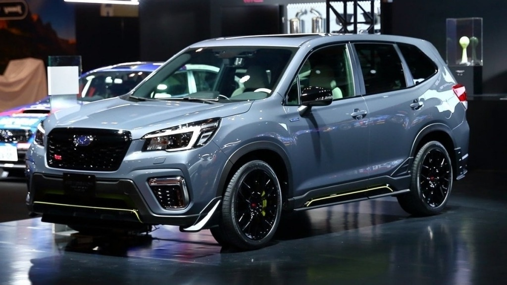 2021 subaru forester pictures | suv models
