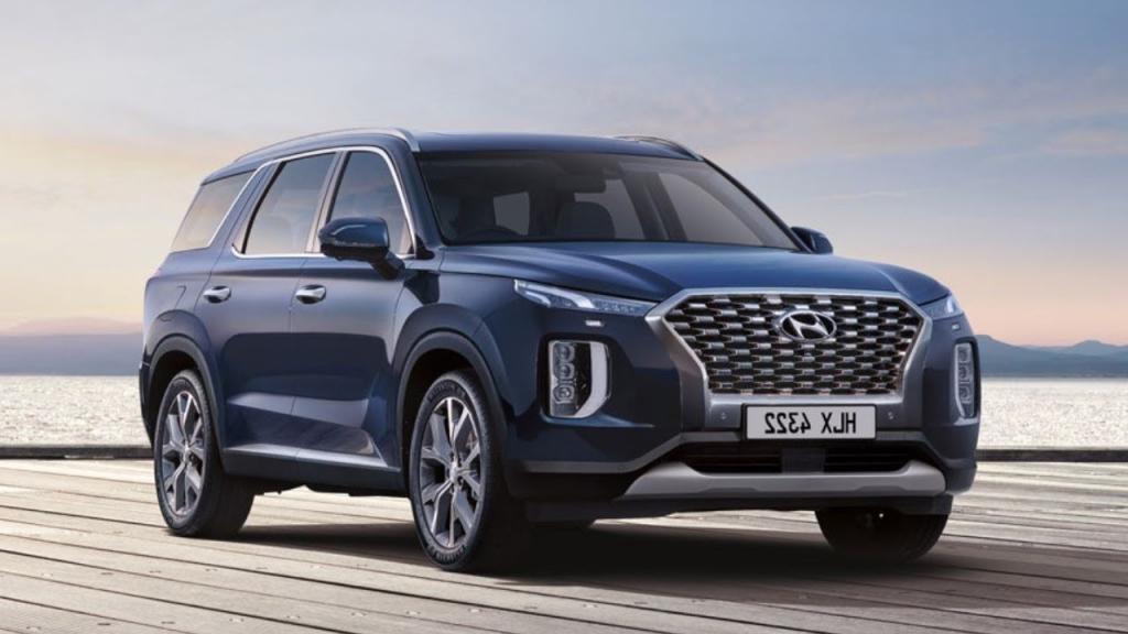 2021 Hyundai Palisade Interior | SUV Models