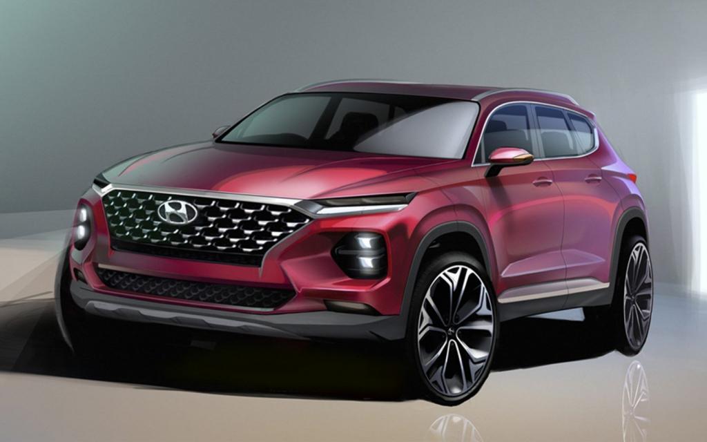 2021 Hyundai Santa Fe Concept | SUV Models