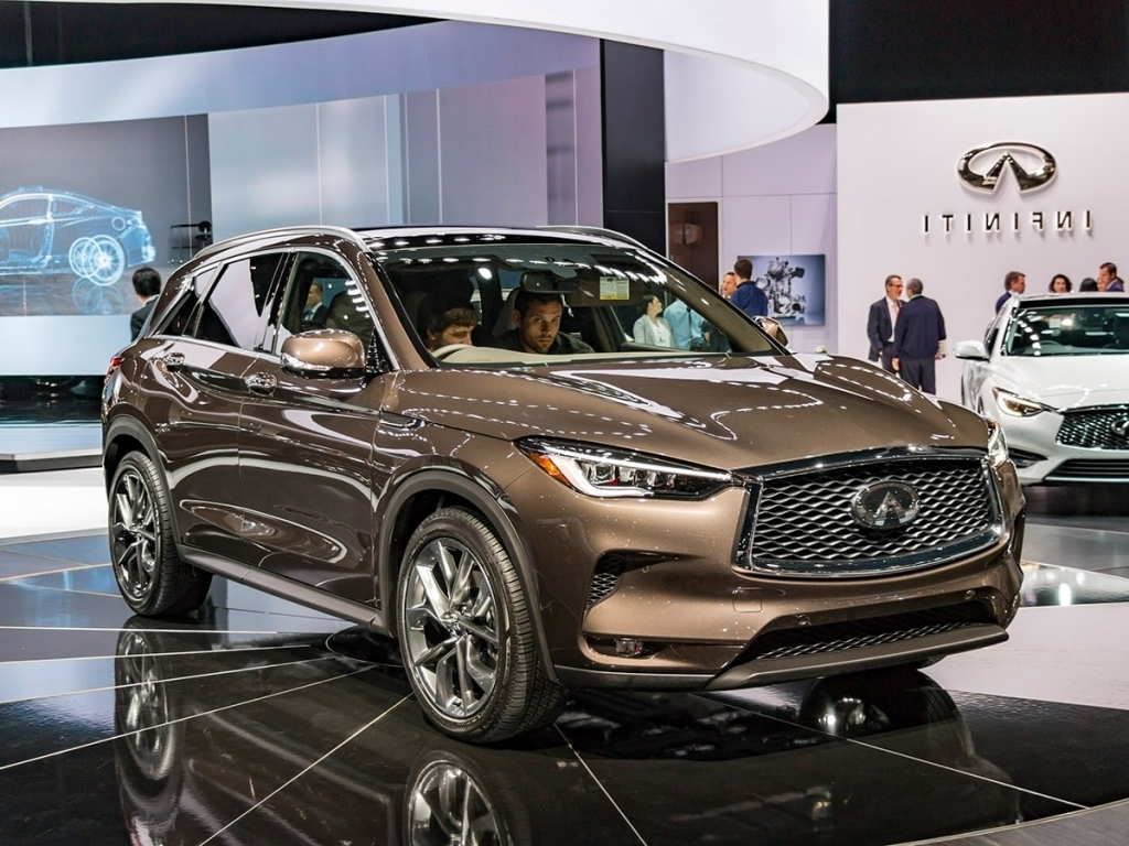 2021 Infiniti QX50 Pictures | SUV Models