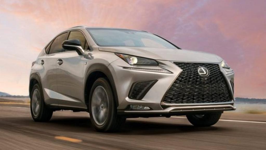 2021 Lexus NX Pictures | SUV Models