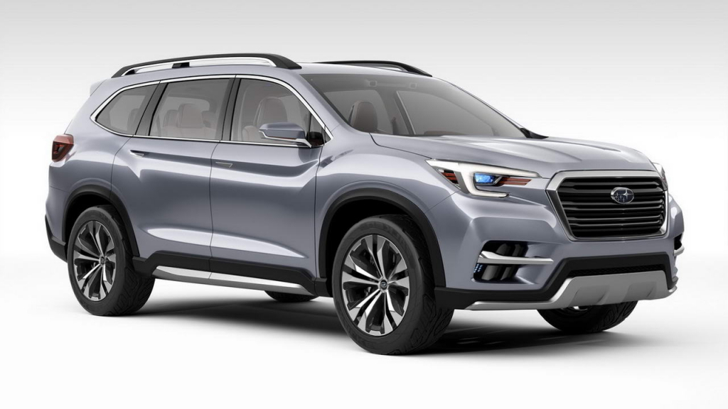 2021 subaru ascent powertrain  suv models