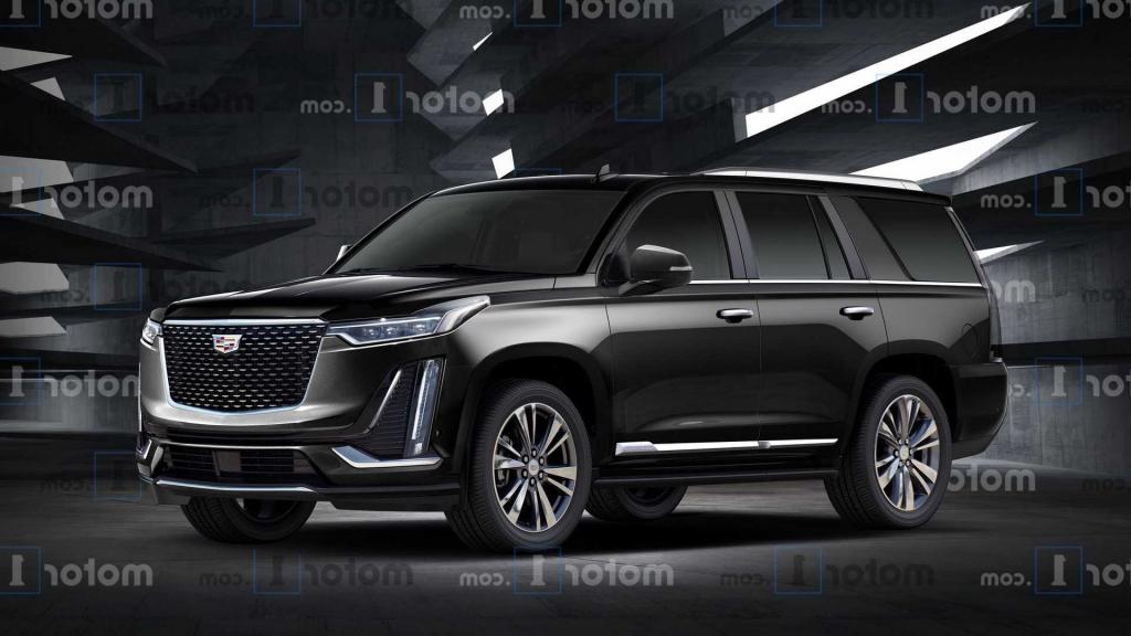 2022 Cadillac Escalade Engine | SUV Models