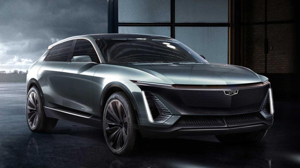 2022 Cadillac Escalade Images | SUV Models