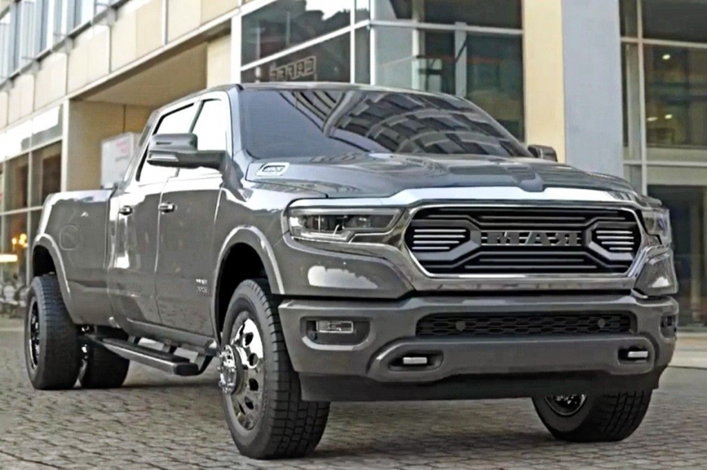 2021 ram 2500 redesign  suv models